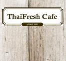 Thai Fresh Menu