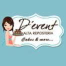 D'event Alta Reposteria Menu