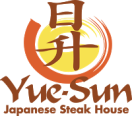 Yue Sun Japanese Steak House Menu