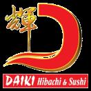 Daiki Hibachi & Sushi Menu