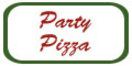 Party Pizza Menu