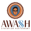 Awash Ethiopian Restaurant Menu