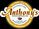 Anthony's Italian Coffee House Menu