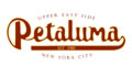 Petaluma Restaurant Menu