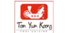 Tom Yum Koong Menu