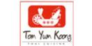 Tom Yum Koong Menu