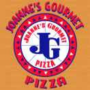 Joanne's Gourmet Pizza Menu