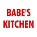 Babe's Kitchen Menu