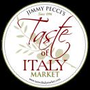 Taste of Italy Menu