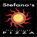Stefano's Pizza Menu