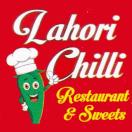 Lahori Chilli Restaurant & Sweets Menu