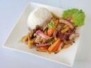 Mancora Peruvian Restaurant & Bar Menu