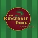 Ridgedale Diner Restaurant Menu