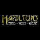 Hamilton's Menu