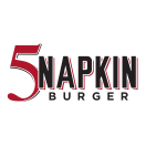 5 Napkin Burger Menu