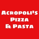 Acropoli's Pizza & Pasta Menu