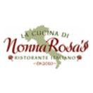 Nonna Rosa's Menu