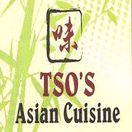 Tso's Asian Cuisine Menu