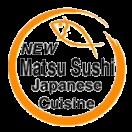 New Matsu Sushi Menu