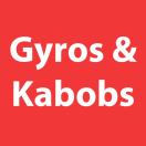Gyros & Kabobs Menu
