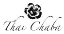 Thai Chaba Menu