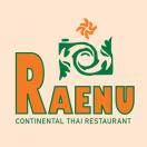 Raenu Continental Thai Restaurant Menu