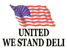 United We Stand Deli Menu