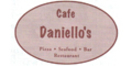 Cafe Daniello's Menu