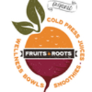 Fruits and Roots Menu