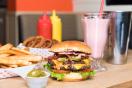Kirk's Steakburgers Menu
