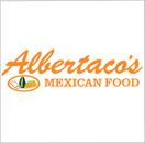 Albertaco's Mexican Food Menu