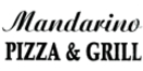 Mandarino Pizza and Grill Menu