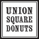 Union Square Donuts Menu