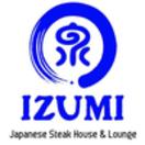Izumi Japanese Steakhouse Menu