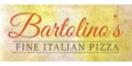 Bartolino's Fine Italian Pizza Menu