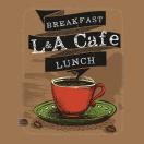 L&A Cafe Menu