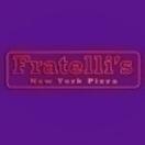Fratelli's NY Pizza Menu