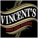 Vincent's Brick Oven Pizzeria Menu