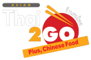 Asian Thai 2 Go Menu