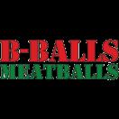 B-Balls Meatballs Menu