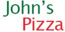 Johns Pizza Menu