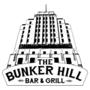 Bunker Hill Bar Menu
