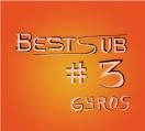 Best Sub #3 Menu