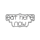 Eat Here Now Menu
