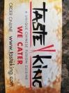 Taste King Menu