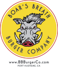 Boar's Breath Burger Co. Menu