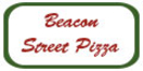 Beacon Street Pizza Menu