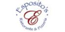 Esposito's Ristorante & Pizzeria II Menu