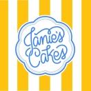 Janie's Cakes Menu