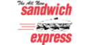 Sandwich Express Menu